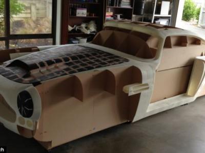 Новозеландец создает Aston Martin с помощью 3D-принтера