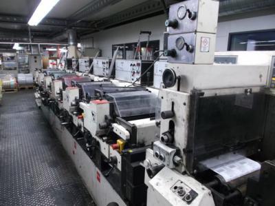Аппарат для печати этикеток