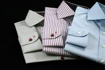Рубашки являются прекрасным видом одежды