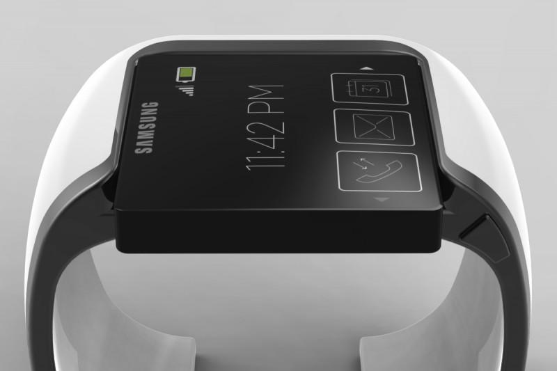 Samsung представит Galaxy SmartWatch на следующей недели в Берлине
