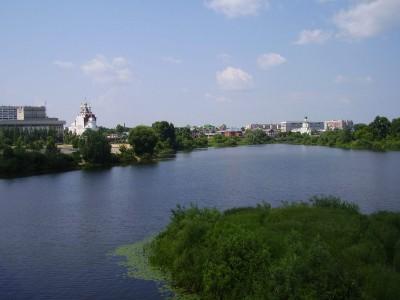Малая Кокшага приняла водно-моторные соревнования