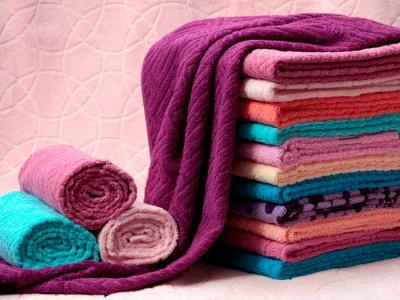 Удивительный мир полотенец
