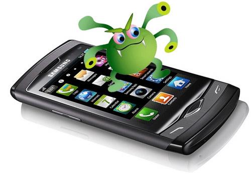 Вирусы для мобильных устройств