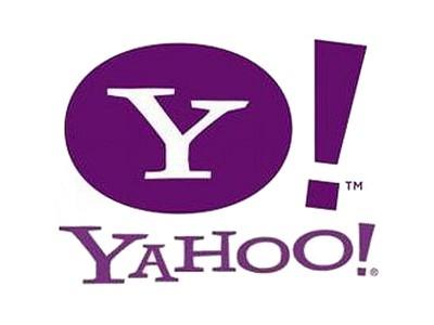 Yahoo получает новый логотип