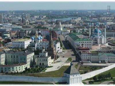 Казань избавится от автомобилей