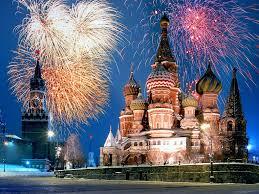 Москва отметила свой День рождения