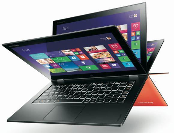 Представлен новый ноутбук-трансформер
