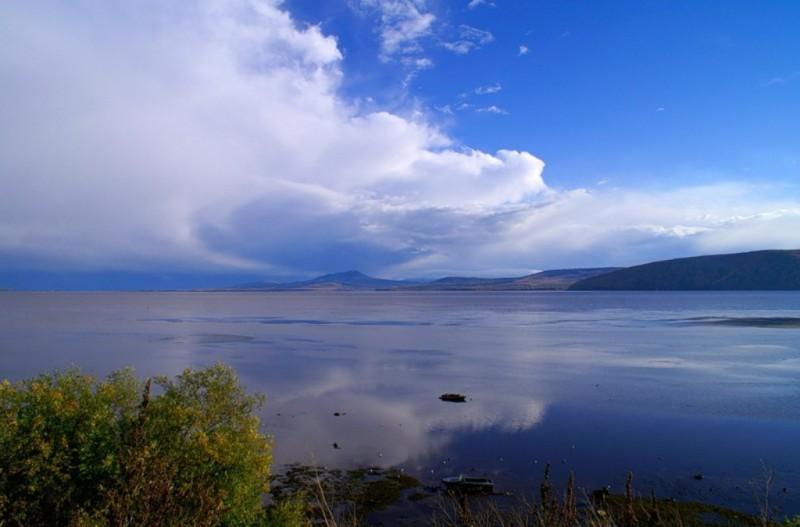 В Хабаровском крае уровень воды падает