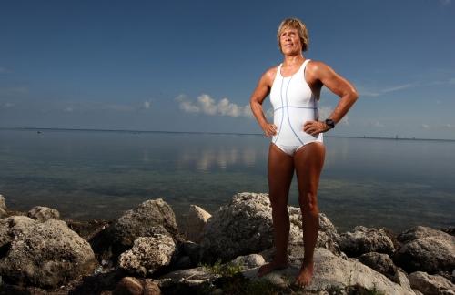 64-летняя американка исполнила свою мечту и установила рекорд