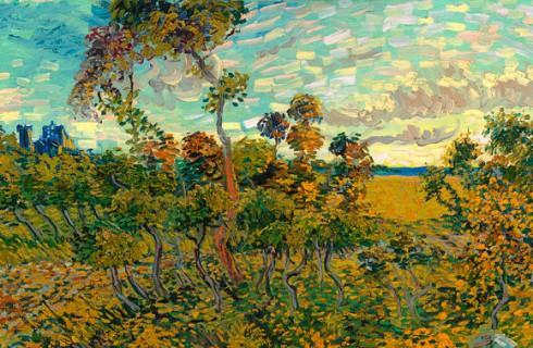 Любители творчества Ван Гога смогли увидеть новую картину