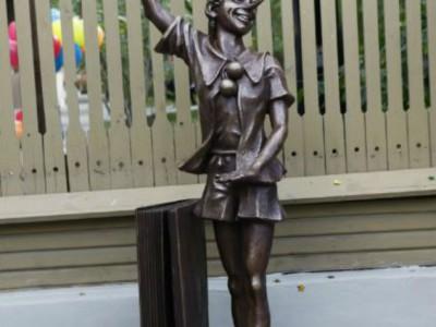 Памятник Буратино в Самаре