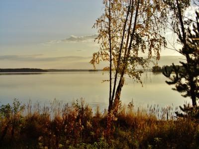 Озеро Чебаркуль