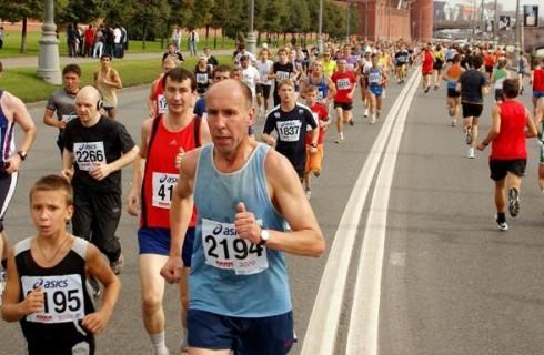 В Московском марафоне быстрее всех оказался украинец
