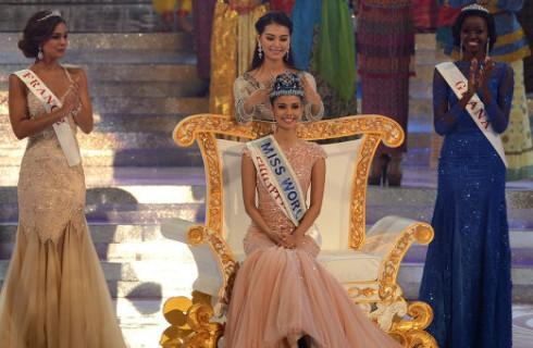 Объявлено имя новой Мисс Мира