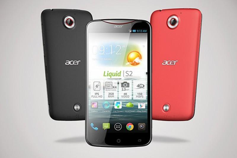 Уникальный планшетофон от Acer
