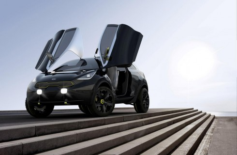 Новый концепт-кар от Kia