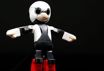 Робот сделал звонок из космоса