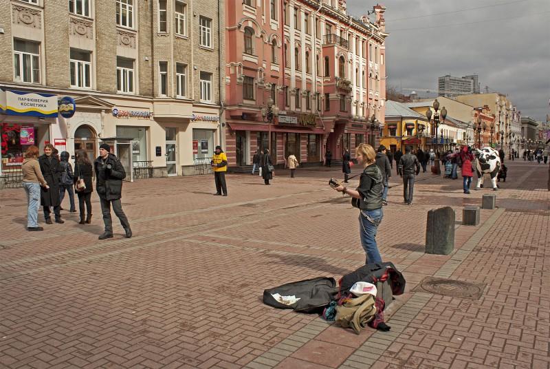 Москва продолжает меняться