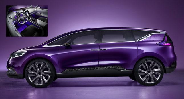 Преемник модели Espace от Renault