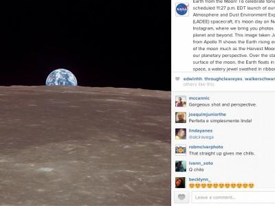 Nasa в Instagram