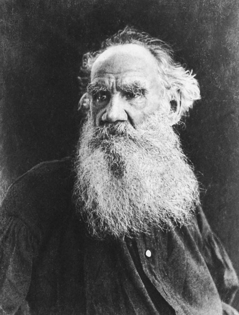 У Льва Толстого появился свой сайт