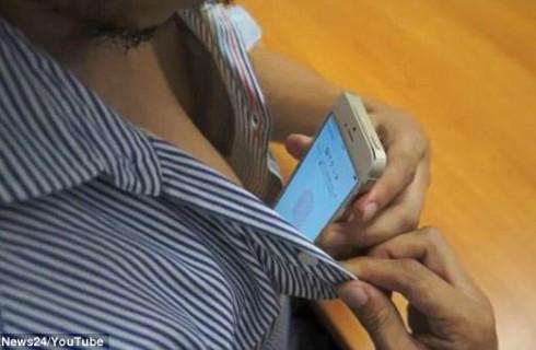 Новый способ разблокировки экрана iPhone 5S