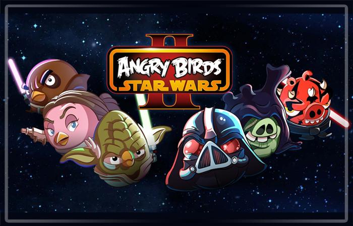 Angry Birds Star Wars II появилась в продаже