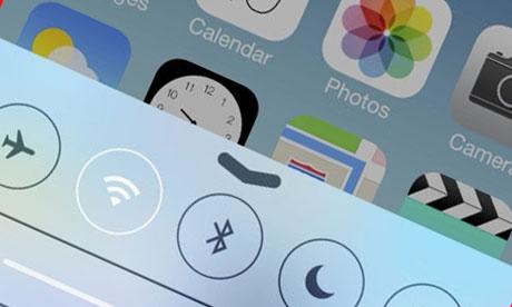 Apple работает над ошибками в iOS 7