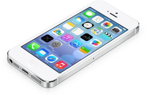 Apple показала миру iOS 7