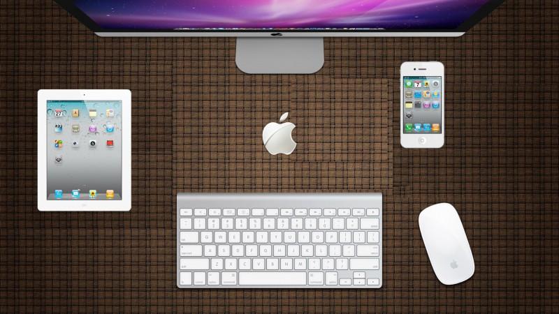 Техника компании Apple
