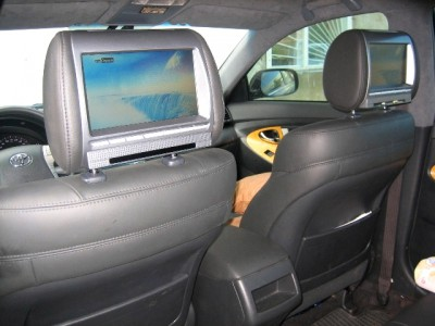 Автомобильные телевизоры и мониторы