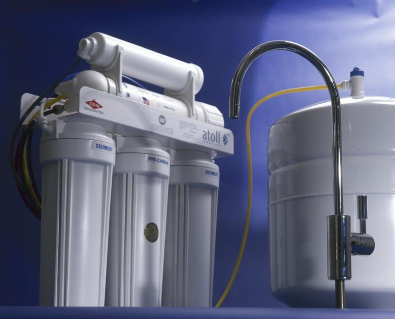 Выбираем фильтры для воды
