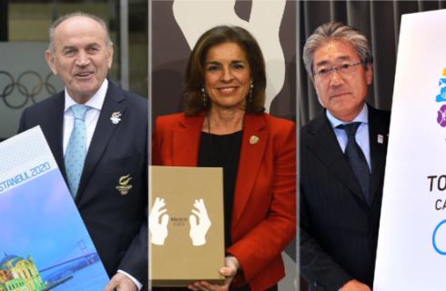 Города борются за Олимпиаду 2020 года