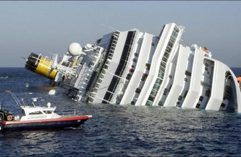 Коста Конкордия поднимется с морского дна
