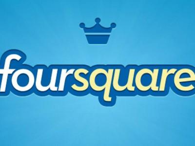 Социальная сеть Foursquare