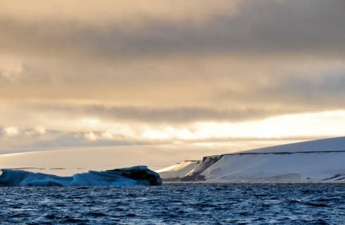 В Арктике открыт новый остров