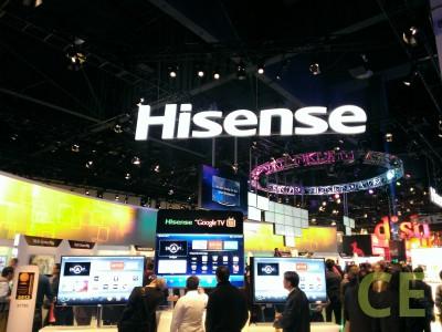 Компания Hisense