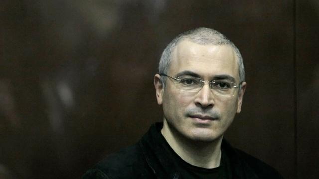Ходорковский получил премию Валенсы