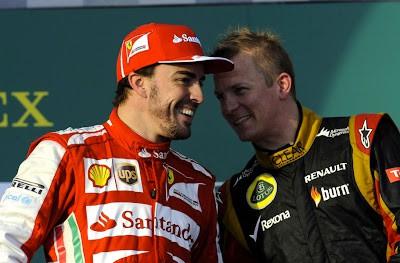 Кими Райкконен возвращается в Ferrari