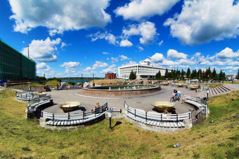 На Университетском озере Томска появится музей