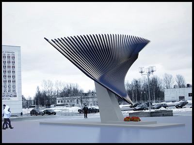 В Ярославле открыли мемориал погибшим хоккеистам