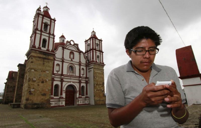 Мексиканцы создали свою собственную сотовую сеть