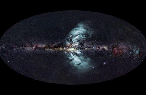 Самая подробная 3D-карта нашей Галактики