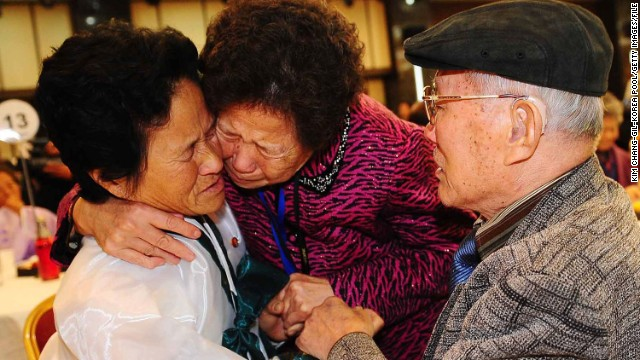 Северная Корея отменила семейный праздник