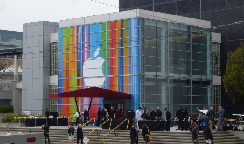 Люди отдают предпочтение iPhone 5S
