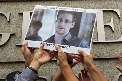 Эдвард Сноуден – номинант на премию