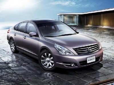 Новый Nissan Teana будут собирать в Санкт-Петербурге