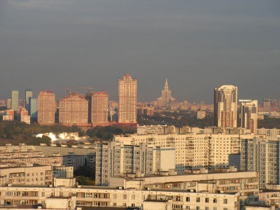 Цены на новостройки Москвы падают