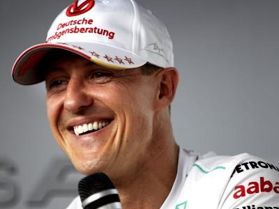 Шумахер предсказывает веселое будущее Ferrari