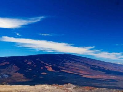 Вулкан Мауна Лоа, Гавайи